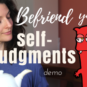 self-judgments