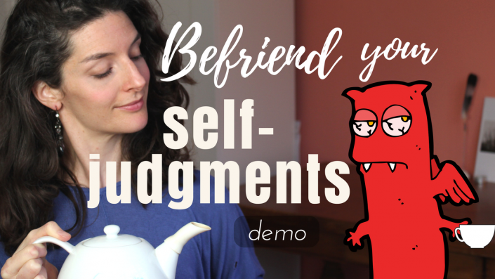 self-judgments